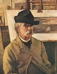 Giovanni Fattori, Autoritratto, 1894, Collezione Privata